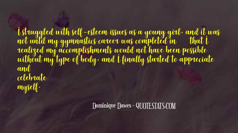 Dominique Dawes Quotes #516800