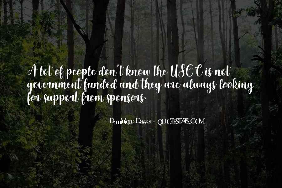 Dominique Dawes Quotes #802413