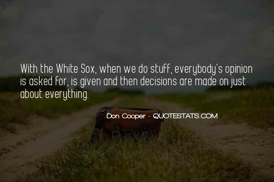 Don Cooper Quotes #1209760