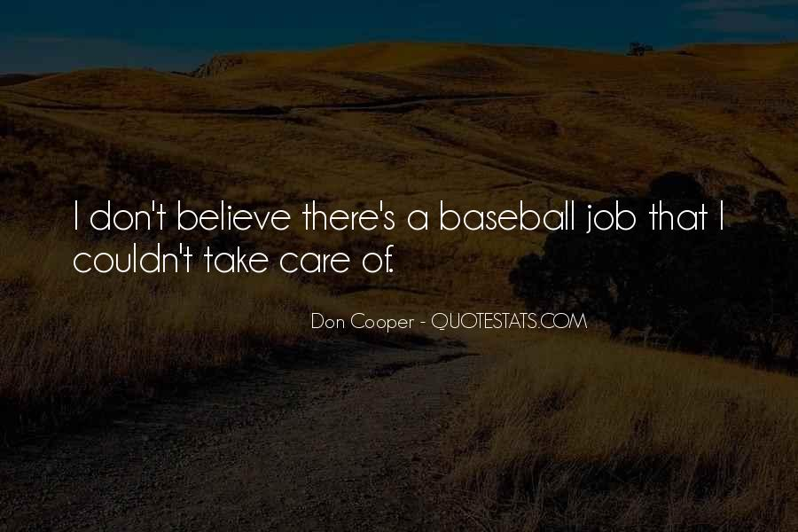 Don Cooper Quotes #1342860