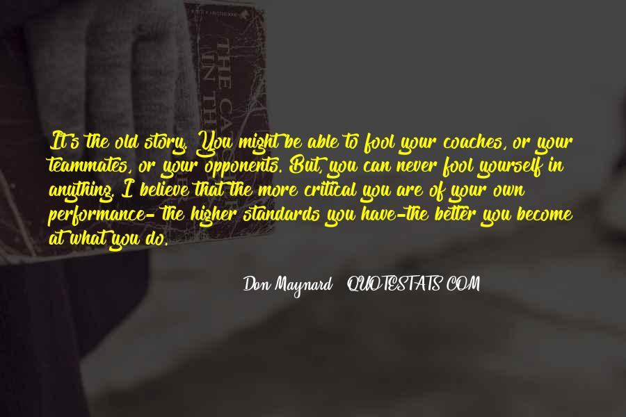 Don Maynard Quotes #834122