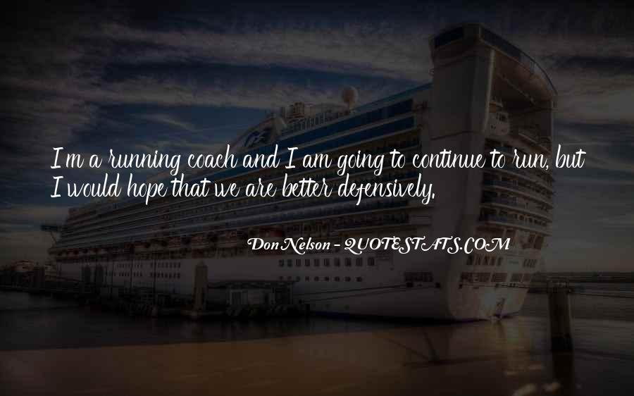 Don Nelson Quotes #1115272