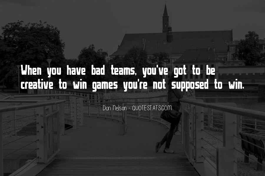 Don Nelson Quotes #1553524