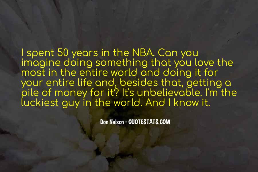 Don Nelson Quotes #1630581