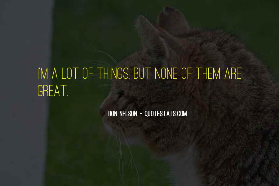 Don Nelson Quotes #998915