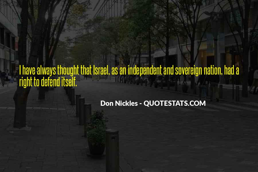 Don Nickles Quotes #1109253