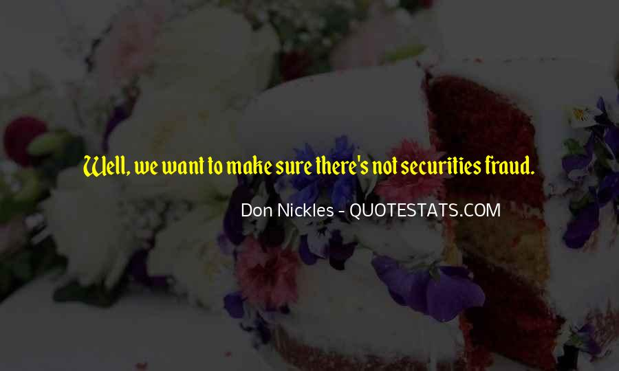 Don Nickles Quotes #138989