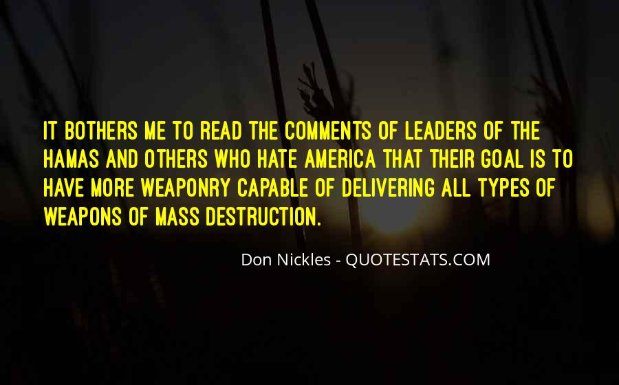 Don Nickles Quotes #974575