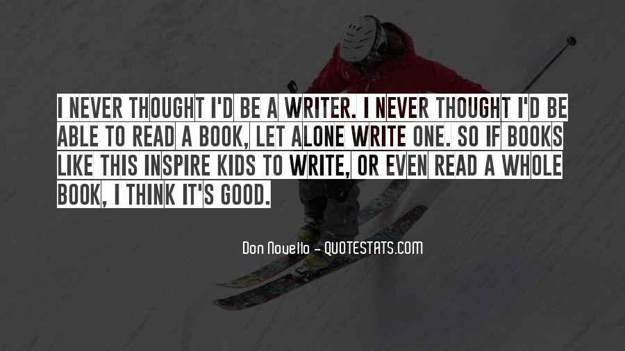 Don Novello Quotes #453563
