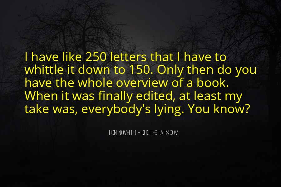 Don Novello Quotes #755252