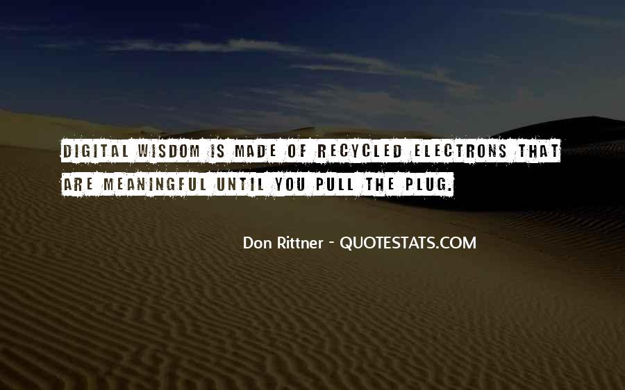 Don Rittner Quotes #362986