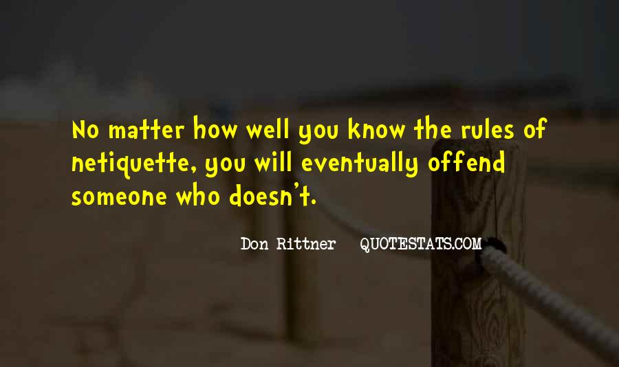 Don Rittner Quotes #383281
