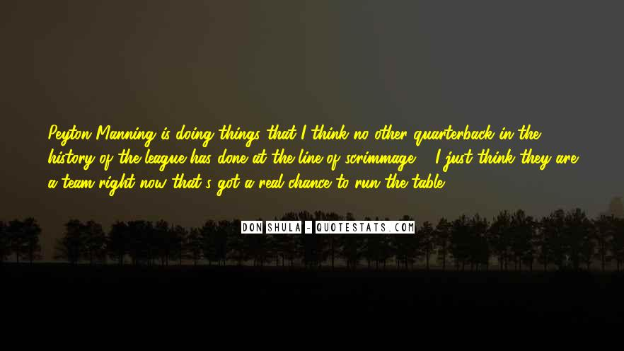 Don Shula Quotes #1480367