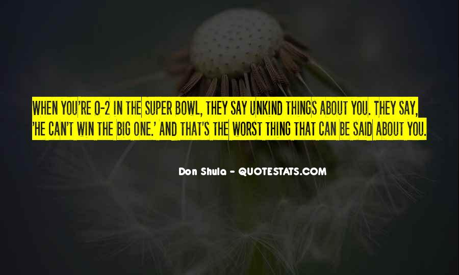 Don Shula Quotes #260719
