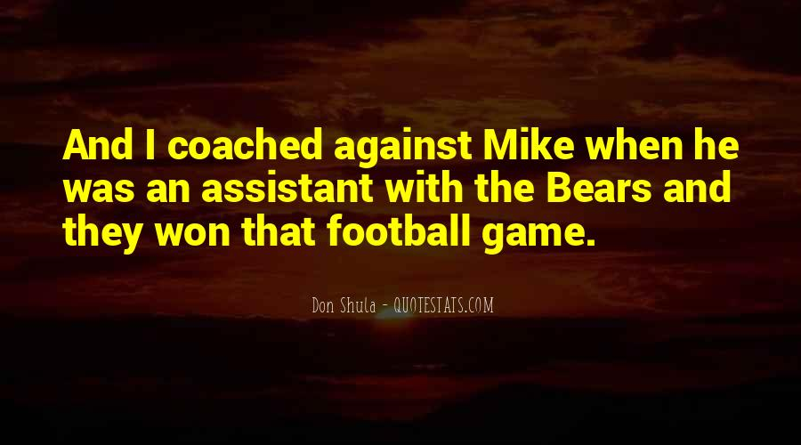 Don Shula Quotes #293173
