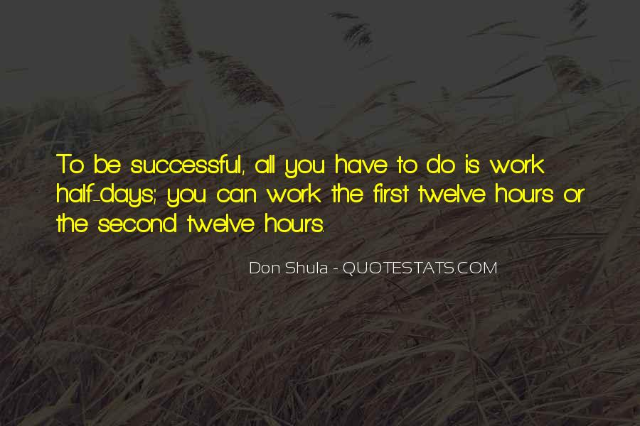 Don Shula Quotes #492391