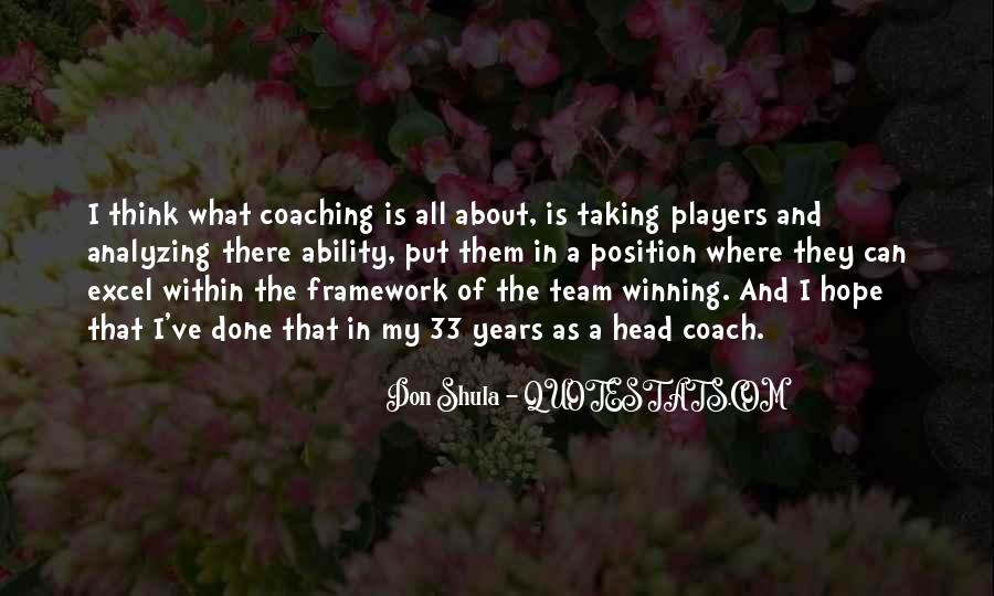 Don Shula Quotes #584696