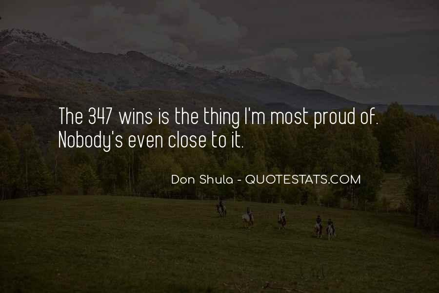 Don Shula Quotes #791216