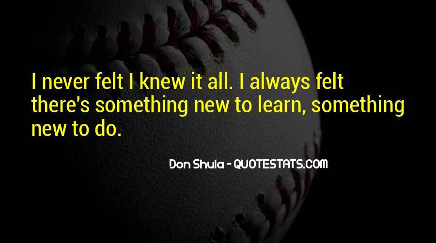 Don Shula Quotes #930371