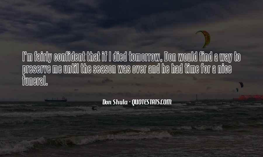 Don Shula Quotes #985036
