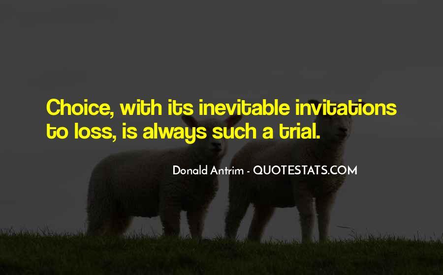 Donald Antrim Quotes #523273