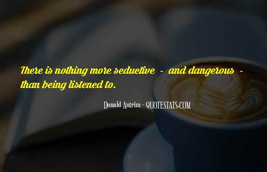 Donald Antrim Quotes #93539