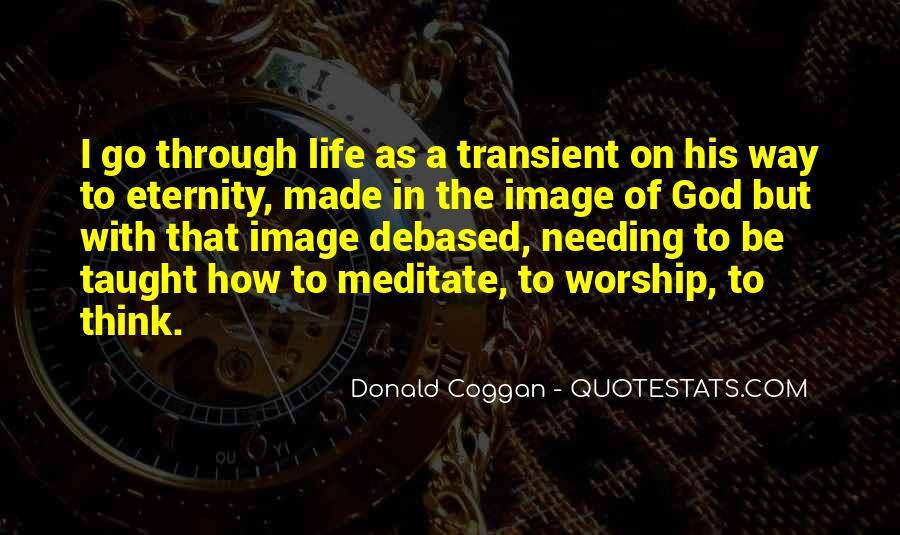 Donald Coggan Quotes #1518265
