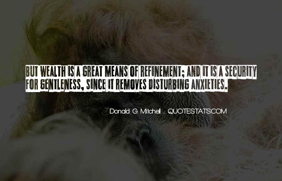 Donald G. Mitchell Quotes #1108295