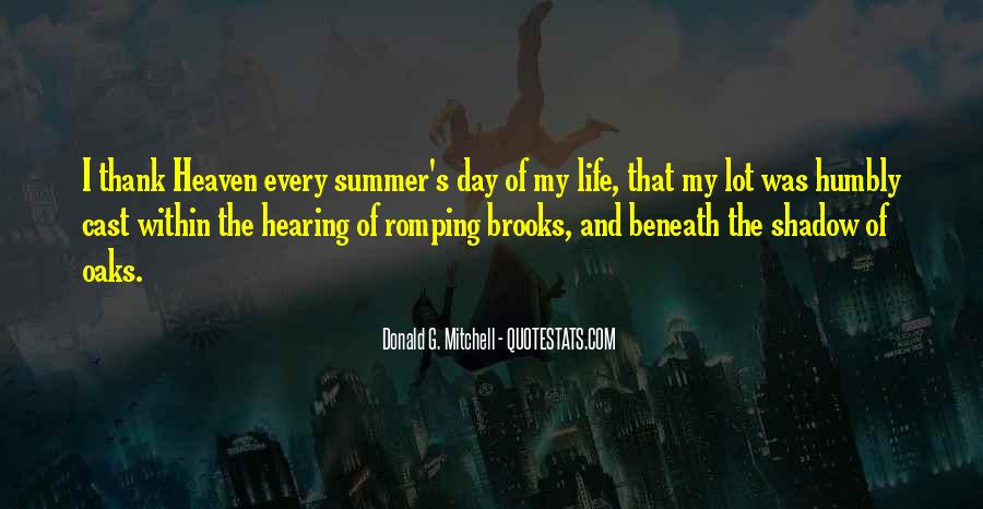 Donald G. Mitchell Quotes #1176376