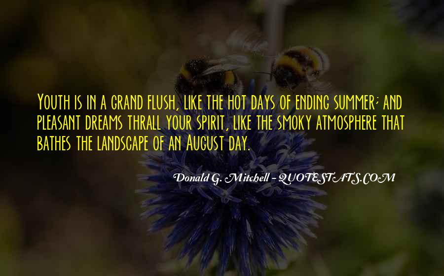 Donald G. Mitchell Quotes #1751244