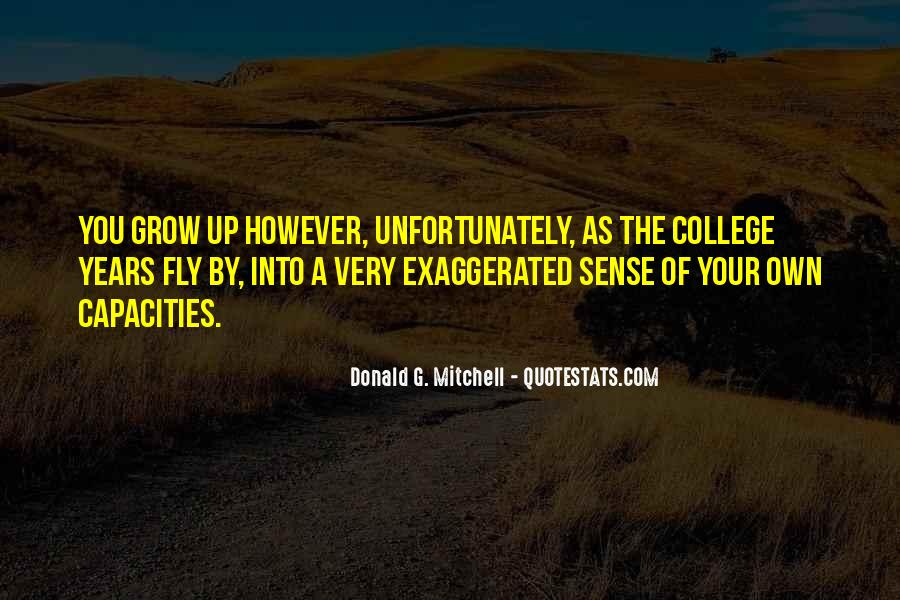 Donald G. Mitchell Quotes #750016