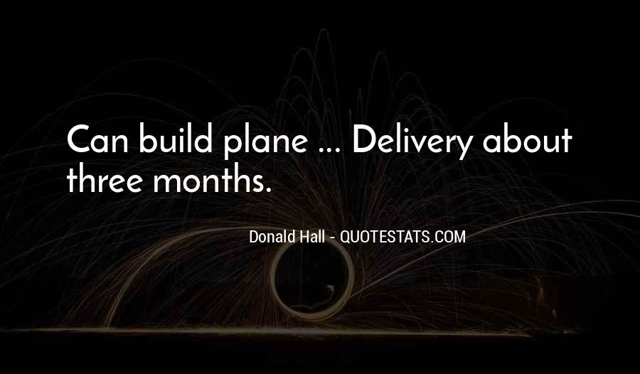 Donald Hall Quotes #1125655