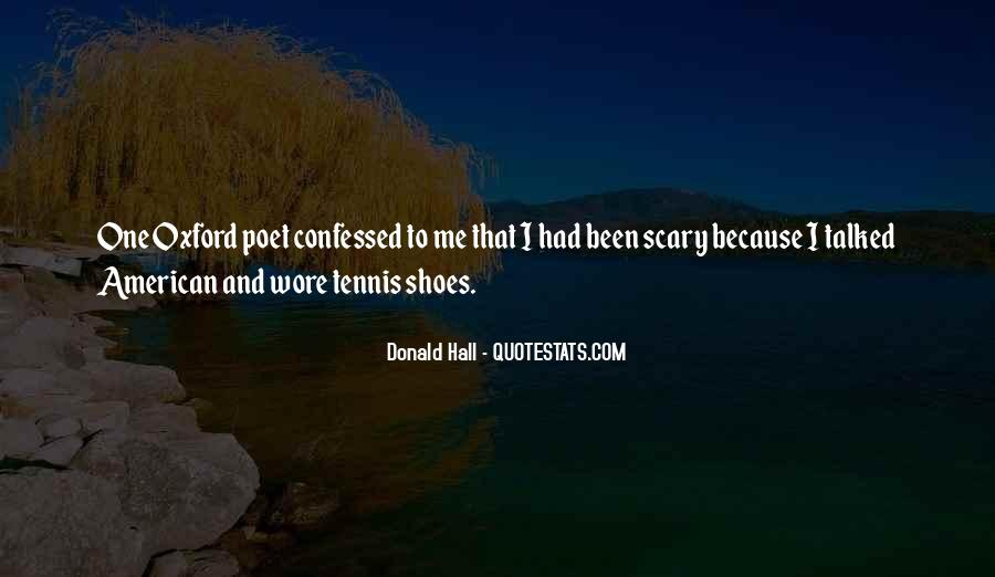 Donald Hall Quotes #58017