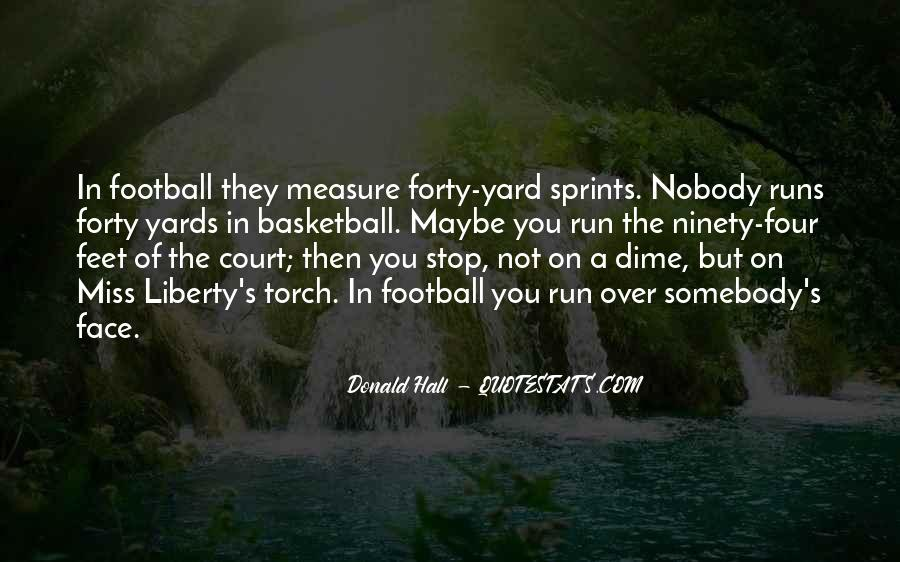 Donald Hall Quotes #731399