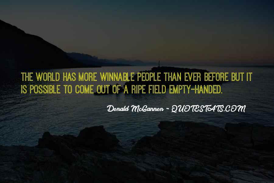 Donald McGannon Quotes #1651865