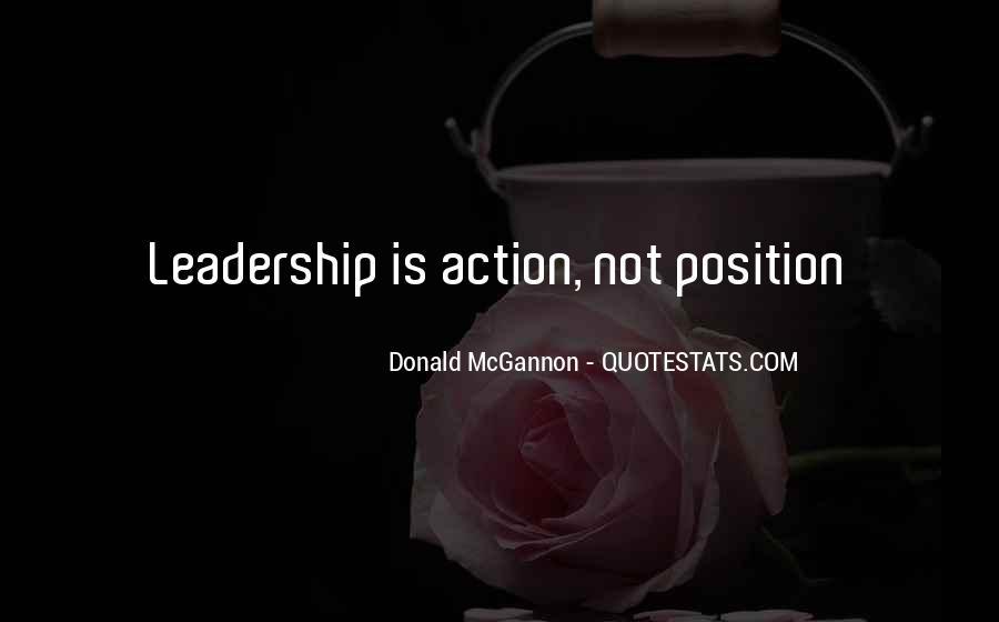 Donald McGannon Quotes #1747888
