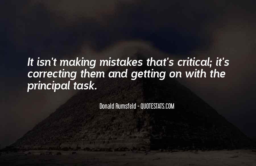 Donald Rumsfeld Quotes #1042014