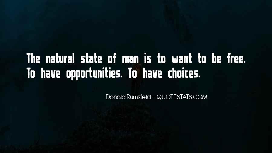 Donald Rumsfeld Quotes #1147346