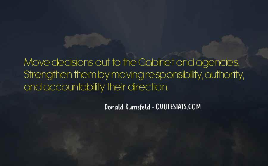 Donald Rumsfeld Quotes #1736213