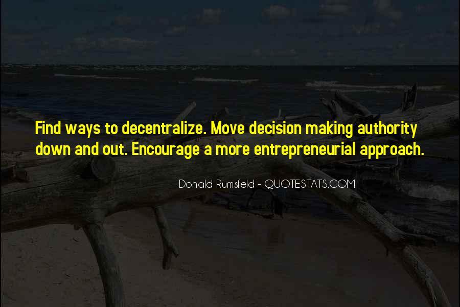 Donald Rumsfeld Quotes #1745259