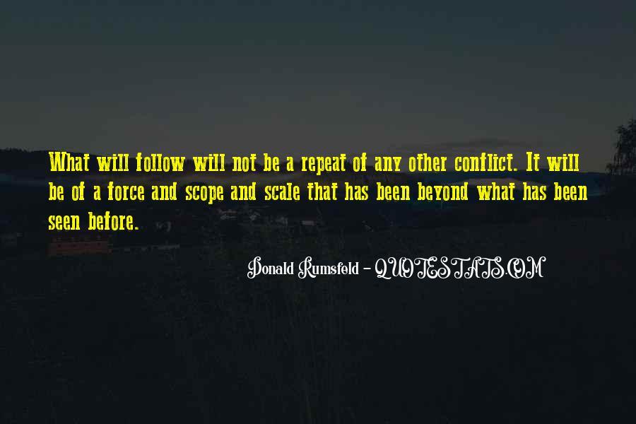 Donald Rumsfeld Quotes #1766195