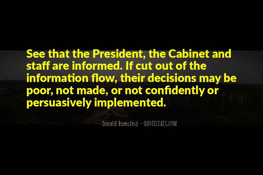 Donald Rumsfeld Quotes #1781453