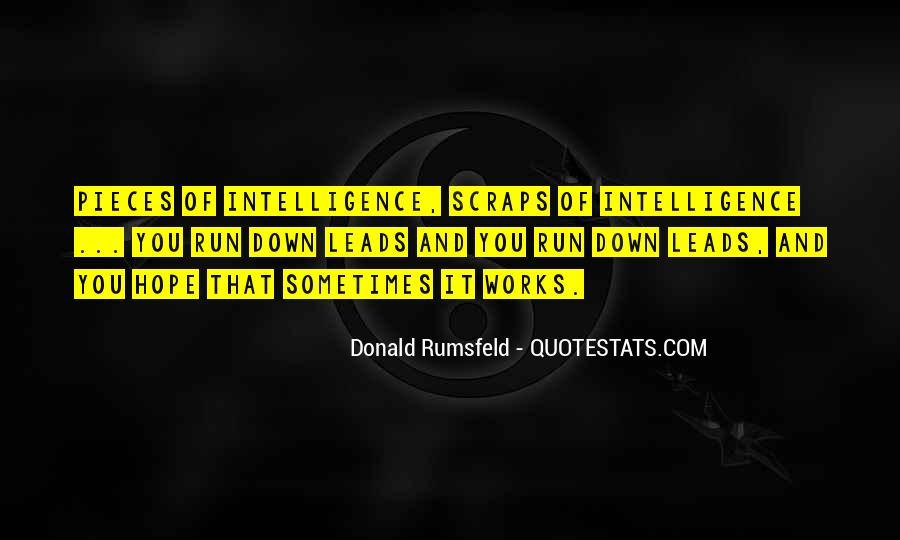 Donald Rumsfeld Quotes #278905
