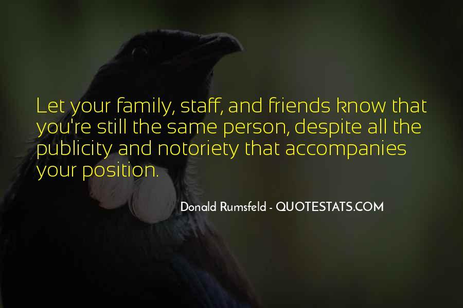 Donald Rumsfeld Quotes #411863