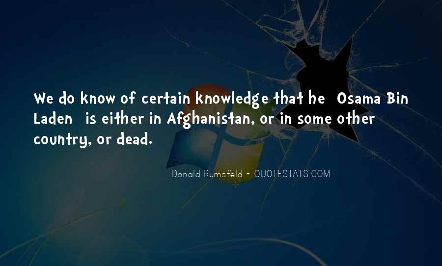 Donald Rumsfeld Quotes #58384
