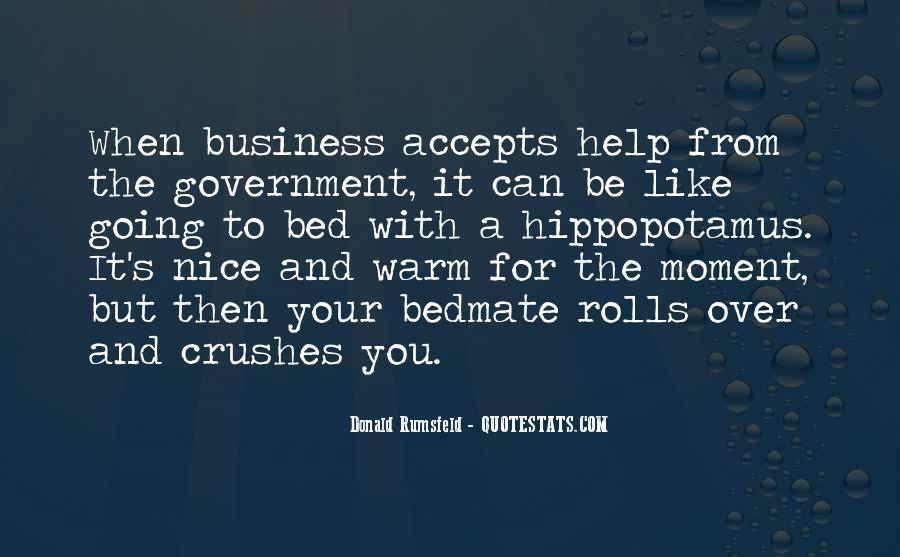 Donald Rumsfeld Quotes #617132