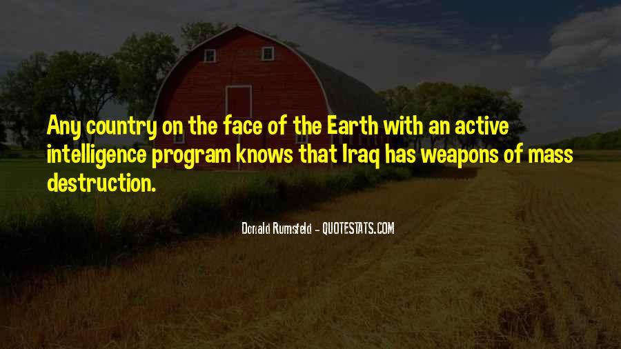 Donald Rumsfeld Quotes #706495