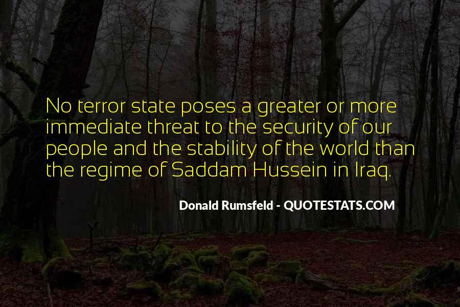 Donald Rumsfeld Quotes #839851