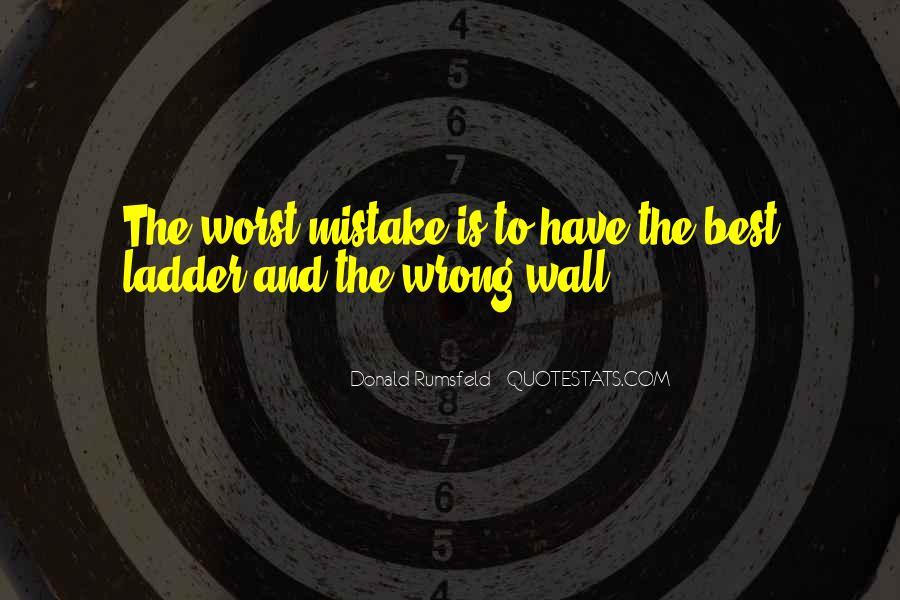 Donald Rumsfeld Quotes #844889