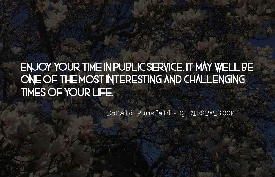 Donald Rumsfeld Quotes #895700